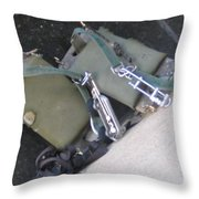 Window Clearners Throw Pillow