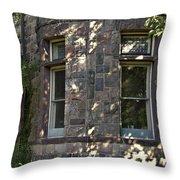 Window Cove Throw Pillow