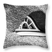Window In A Roof Throw Pillow