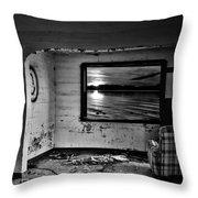 Window Of Wish Throw Pillow