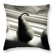 Windowsilll 2 Throw Pillow