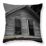 Windows In The Soul Throw Pillow