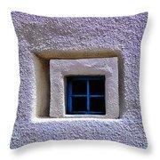 Windows Of Taos Throw Pillow