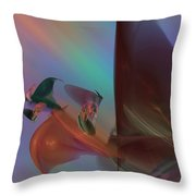 Winds Of Change Throw Pillow