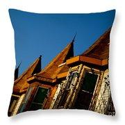 Windsor Terrace Throw Pillow