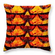 Wine And Dine 4 Throw Pillow