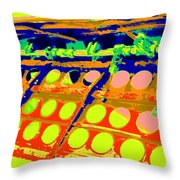 Wings 2 Throw Pillow