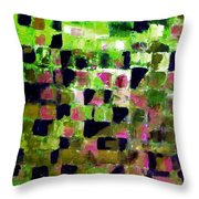 Winters Wake 2. Throw Pillow