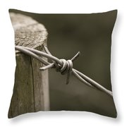 Wired. Throw Pillow
