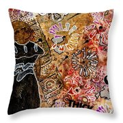 Wishing For Freedom Like Yours My Friend Throw Pillow