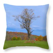 Without A Forest Throw Pillow