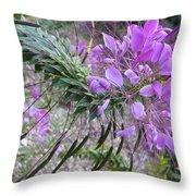 Wonder Flower Throw Pillow
