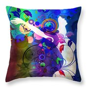 Wondrous  Throw Pillow