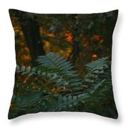 Wooded Dream  Throw Pillow