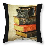 Works Of Art Throw Pillow