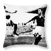 World Cup, 1938 Throw Pillow