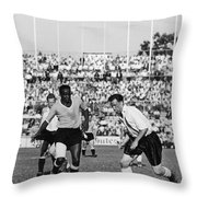 World Cup, 1954 Throw Pillow