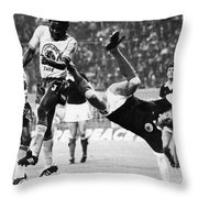 World Cup, 1974 Throw Pillow