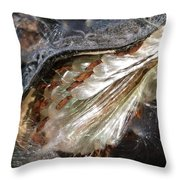 Worth It's Weight In Silk  Throw Pillow