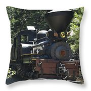 Wslc Shay At Yosemite Throw Pillow