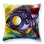 Wtfish 3816 Throw Pillow