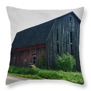 Wyoming County 5673c Throw Pillow
