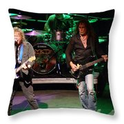 Y And T In Spokane 2010 C Throw Pillow