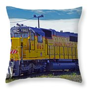 Y862 Throw Pillow