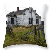 Yard Needs A Little Tlc Throw Pillow