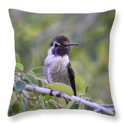 You Said What Throw Pillow