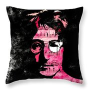 You Say I Am A Dreamer Throw Pillow