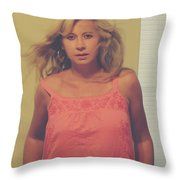 You'll Be Here In Me Throw Pillow