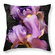 Young And In Love 1 Throw Pillow
