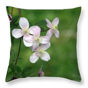 You're Growing On Me Throw Pillow