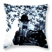 You're On Throw Pillow