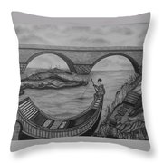 Ysobele Throw Pillow