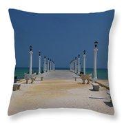 Yukatan Dream Throw Pillow