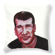 Zinedine Zidane 02 Throw Pillow