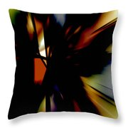 Zion Vii Throw Pillow