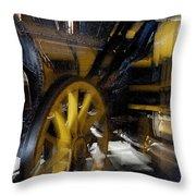 Zoom Rail Throw Pillow