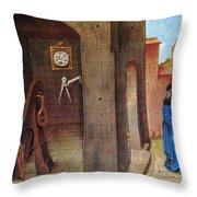 Zoroaster (c628-c551 B.c.) Throw Pillow