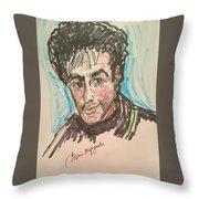 David Copperfield Throw Pillow