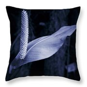 Calla 2 Throw Pillow