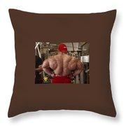 Even More Endurance Throw Pillow