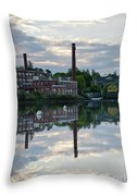 Exeter New Hampshire Usa Throw Pillow
