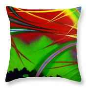 Great Expectations 1.0 Throw Pillow