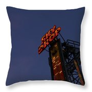 Holiday World 3 Throw Pillow