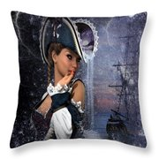 I Will Be Your Lighthouse Throw Pillow