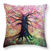 Ladies With Me All Throw Pillow