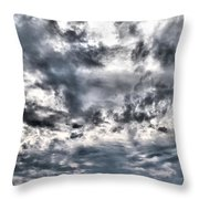 Mental Seaview Throw Pillow